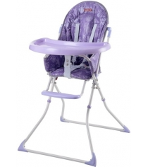 Стульчик для кормления Happy Baby Amalfy НB-8003 Violet
