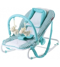 Шезлонг Happy Baby Amalfy НB-8023