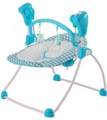 Качели для новорожденного Amalfy GB-001 Aqua