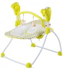 Качели для новорожденного Amalfy GB-001 Lime