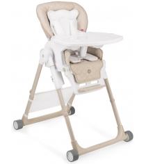 Стульчик для кормления Happy Baby William V2 beige