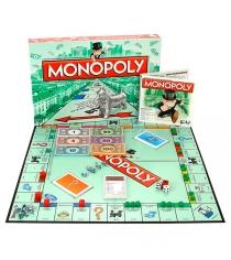 Настольная игра Hasbro Games Монополия 00009