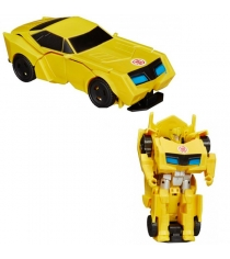 Детский трансформер Hasbro роботы под прикрытием Уан Стэп B0068