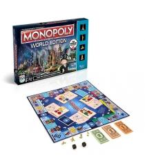 Настольная игра Hasbro Games Монополия всемирная B2348