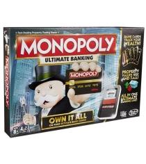 Настольная игра Hasbro Games Монополия с банковскими картами B6677