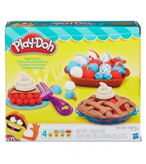 Игровой набор пластилина Hasbro Play Doh Ягодные тарталетки B3398