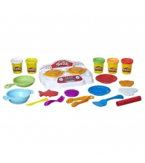 Детский пластилин Play Doh Кухонная плита B9014