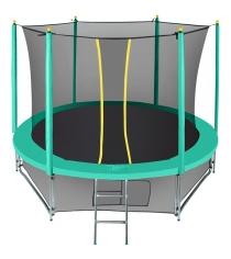 Каркасный батут Hasttings Classic 10ft Green 305 см