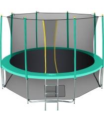 Каркасный батут Hasttings Classic 12ft Green 366 см