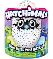 Интерактивный питомец Hatchimals вылупляющийся из яйца Дракоша 19100-DRAG-GREEN