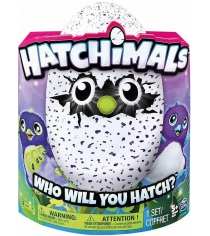 Интерактивный питомец Hatchimals вылупляющийся из яйца Дракоша 19100-DRAG-PURP