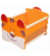 Ящик для хранения игрушек I'm Toy Тигр 41020