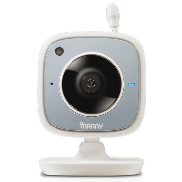 Видеоняня iNanny IP камера с передачей данных через WiFi NC112