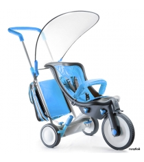 Велосипед Italtrike Evolution blue