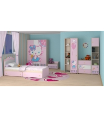 Детская комната Ижмебель Браво Китти