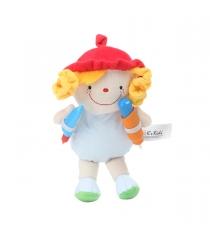 Мягкая куколка для росписи Джулия Что носить K's Kids KA691