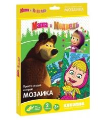 Мозаика Kukumba маша и медведь 3 42013