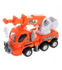 Машинка Keenway Construction Truck подъемный кран 12123