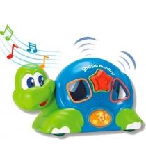 Музыкальная игрушка Keenway Черепашка с паззлами 31538