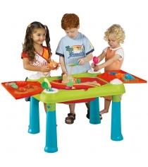 Столик Keter для игры с водой и песком 17184058