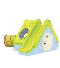 Детский игровой домик Keter Фунтик голубой зеленый 17192000