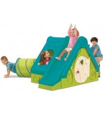 Детский игровой домик Keter Фунтик бирюзово зеленый 17192000