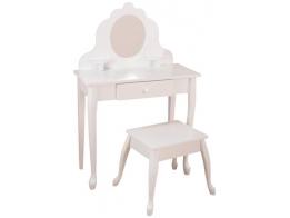 Детский туалетный столик