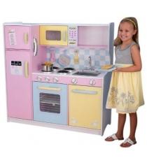 Деревянная кухня Kidkraft пастель 53181_KE