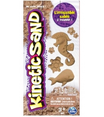 Песок для лепки Kinetic Sand коричневый 680 гр 71409-2-6026697...