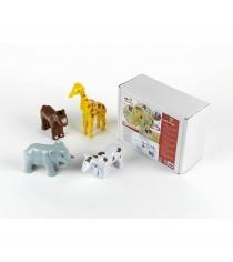 Магнитные 3D пазлы Klein 8 животных в наборе 0066K