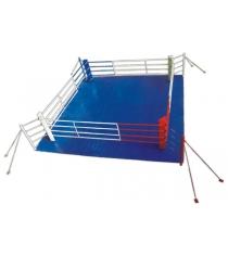Ринг боксерский Leco на растяжках гп59-20