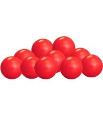 Шарики для сухих бассейнов Leco 320 штук красный