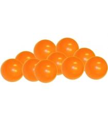 Шарики для сухих бассейнов Leco 320 штук оранжевый гп230607