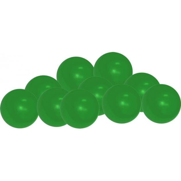 Шарики для сухих бассейнов Leco 320 штук зеленый