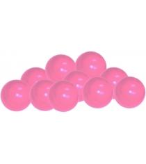 Шарики для сухих бассейнов Leco 320 штук розовый гп230601