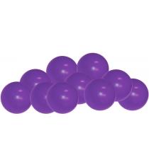 Шарики для сухих бассейнов Leco 320 штук фиолетовый гп230604