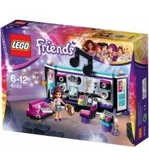 Lego Friends Поп звезда Студия звукозаписи 41103