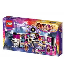 Lego Friends Поп звезда гримерная 41104