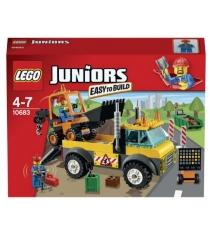 Lego Juniors Ремонт дороги 10683
