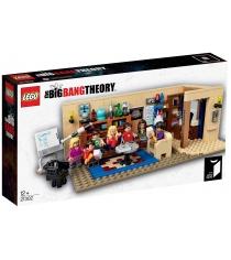 Lego Exclusive Теория большого взрыва 21302