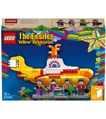 Lego Exclusive Желтая Подводная Лодка 21306_1