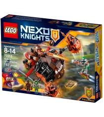 Lego Nexo Knights Лавинный разрушитель Молтора 70313