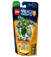 Lego Nexo Knights Аарон Абсолютная сила 70332