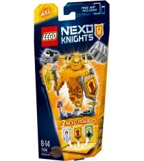 Lego Nexo Knights Аксель Абсолютная сила 70336