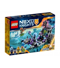 Lego Nexo Knights Мобильная тюрьма Руины 70349