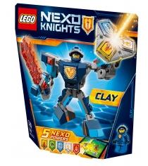 Lego Nexo Knights Боевые доспехи Клэя 70362