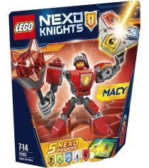 Lego Nexo Knights Боевые доспехи Мейси 70363