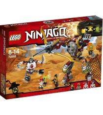 Lego Ninjago Робот спасатель 70592