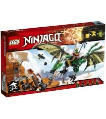 Lego Ninjago Зелёный Дракон 70593