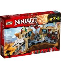 Lego Ninjago Самурай Х Битва в пещерах 70596